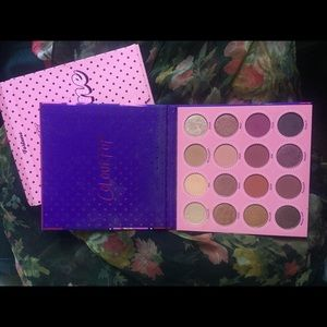 Colourpop Fortune eyeshadow palette gently used